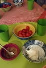 Fresh Strawberry Dessert