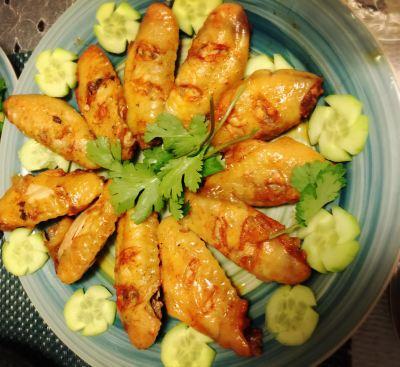 'Secret Recipe' Chicken Wings